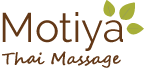 Motiya Thai massage Logo